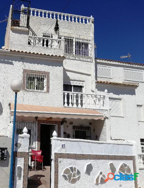 DUPLEX 3 DORM CON VISTAS IMPRESIONANTES A LAS SALINAS DE LA