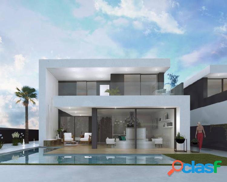 Impresionantes villas modernas