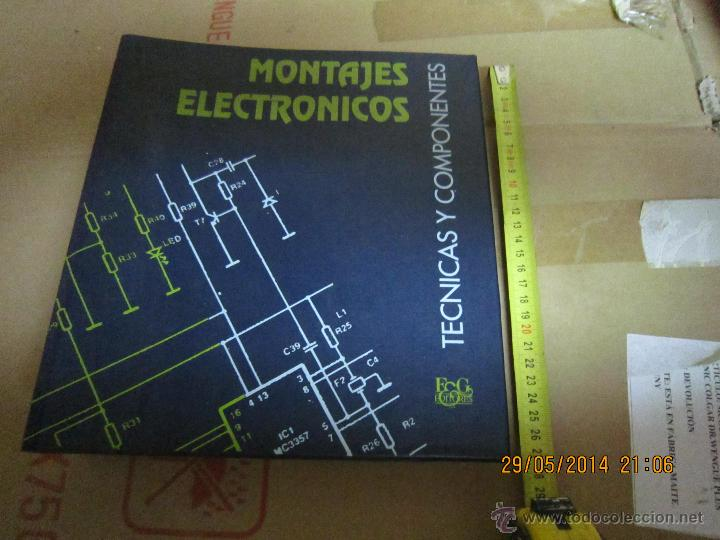 MONTAJES ELECTRONICOS