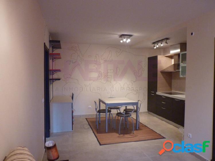 Precioso apartamento amueblado en planta baja junto al
