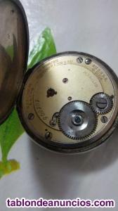 Reloj de bolsillo de complicaciones turbillon