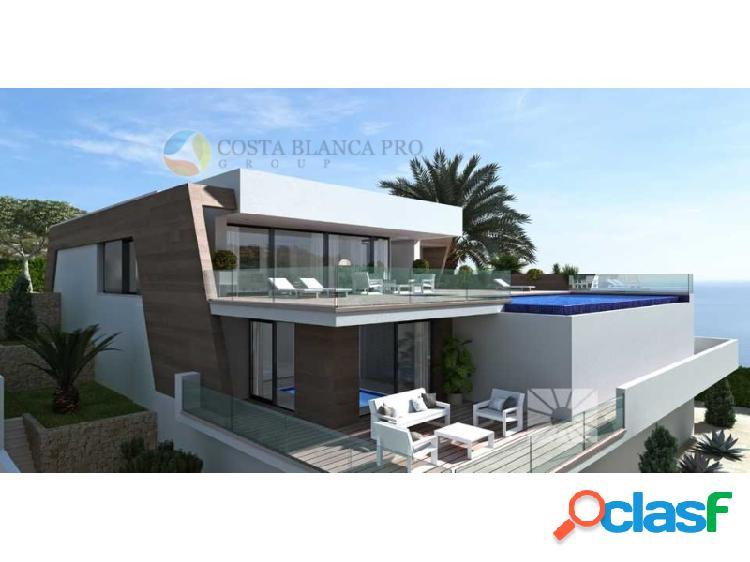 Villa Bellavista chalet de lujo moderno en venta en
