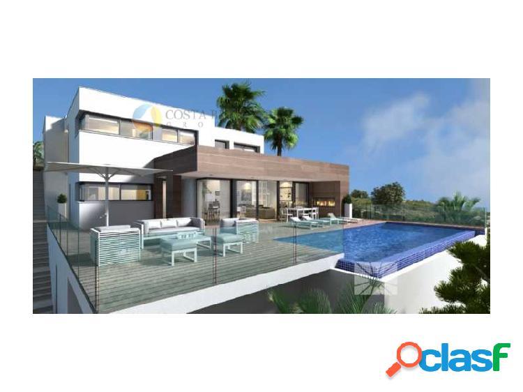 Villa Del Puerto chalet de lujo moderno en venta en