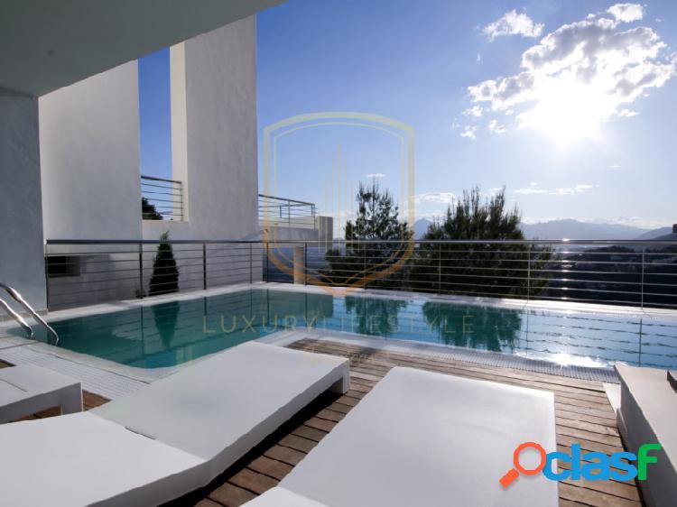 Villa Moderna en Altea Hills