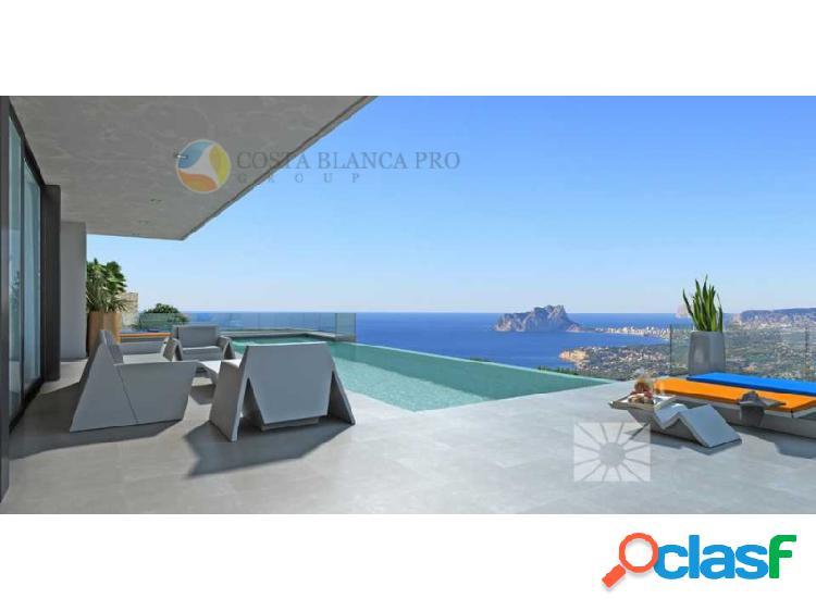Villa del Mar chalet de lujo moderno en venta en Residencial