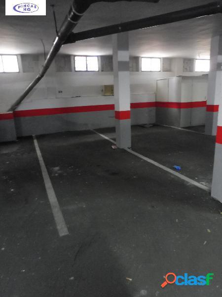 plaza de garaje en alquiler.