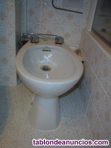 Bidet marca roca, en color blanco en perfecto estado