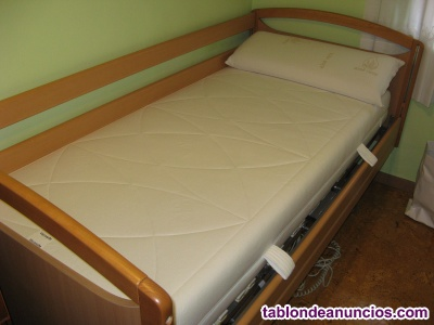 Vendo cama ortopédica articulada