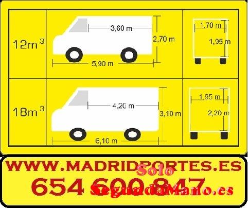 LLAMA YA(PORTES BARATOS EN MADRID CENTRO) MP