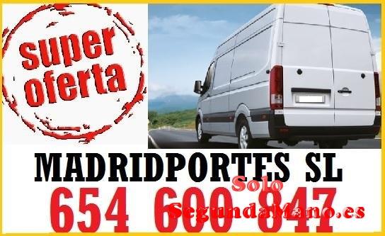 PORTES BARATOS(C.P  FUENCARRAL EL PARDO)