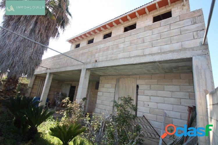 CHALET UNIFAMILIAR EN CONSTRUCCIÓN EN SINEU. 360 M2 CONSTR5