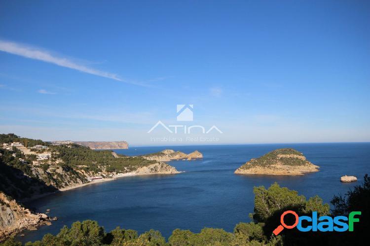 Fantástica villa con increibles vistas al mar en la zona de