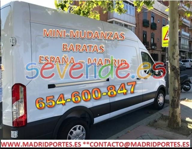 INFORMACION RAPIDA  PORTES BARATOS M