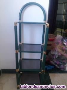Mueble en color verde