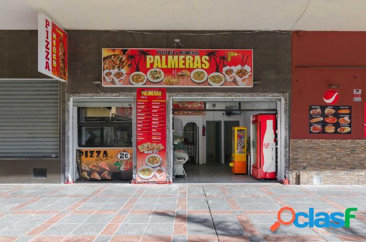 Oportunidad traspaso Restaurante de Kebab y pizzería