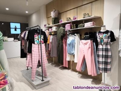 Traspaso franquicia clp moda mujer