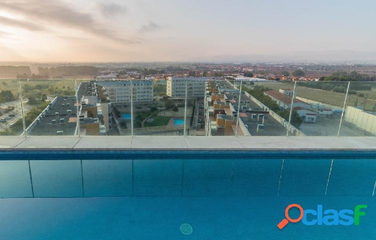 Una de las mejores vistas de la ciudad de Figueres