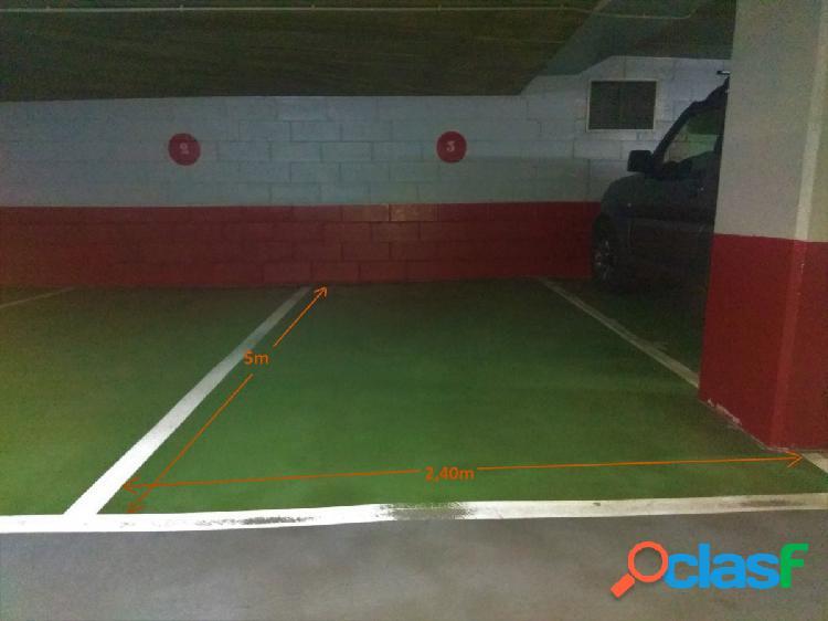 Venta de plaza de garaje en A Coruña, Linares Rivas
