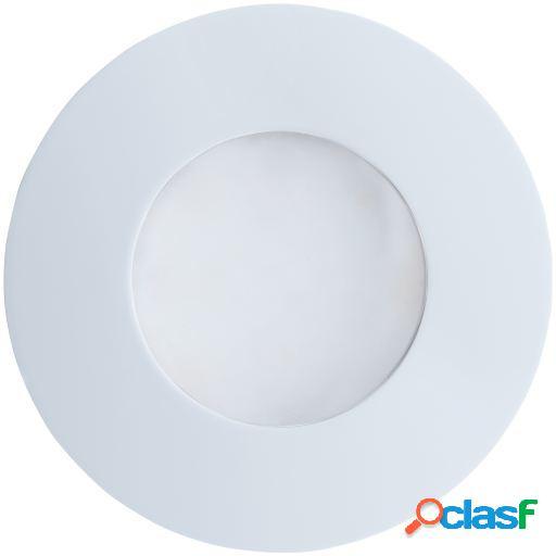 Wellindal Foco empotrable 1 luz Blanco Margo