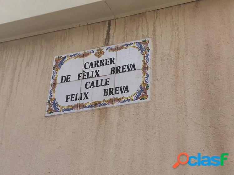 CASA SOLAR en Castellón de la Plana zona HOSPITAL