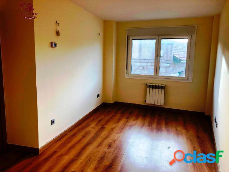 Confortable y agradable piso de 64m2 con dos dormitorios y
