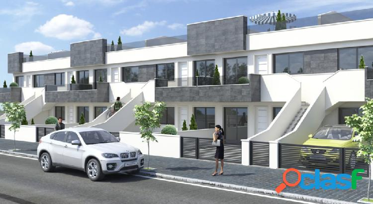 Ofrecemos pisos de obra nueva