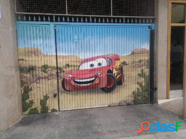 Plaza de garaje en venta en Florida baja Alicante