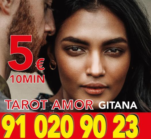 TAROT AMOR Y VIDENCIA GITANA