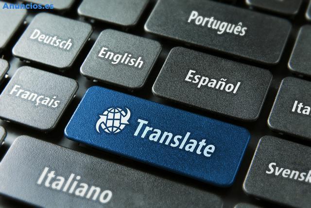 Traducciones IngléS A EspañOl / EspañOl A IngléS