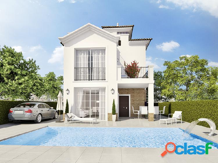 Villa de nueva construcción co