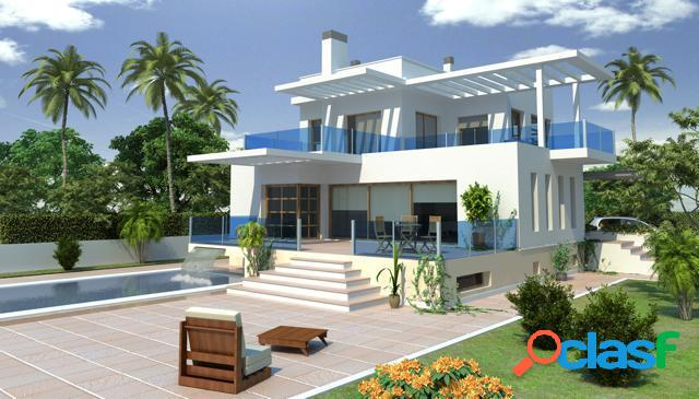 Villa nueva de la alta calidad