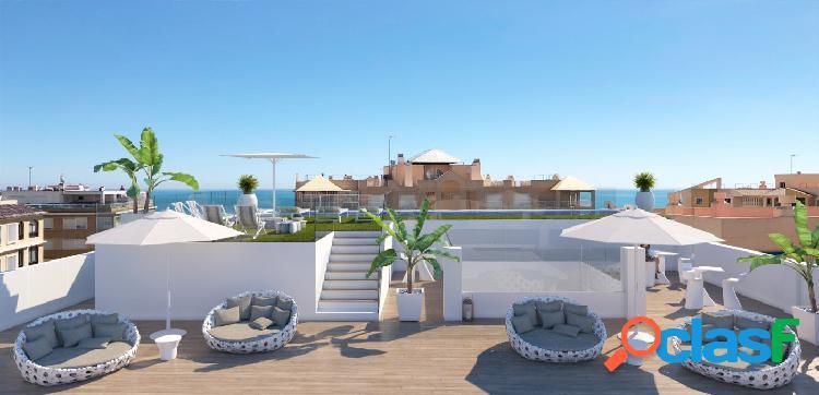 24 Modernas viviendas de nueva construccíon en Guardamar