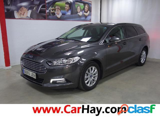 FORD Mondeo Station Wagon diesel en Leganés (Madrid)