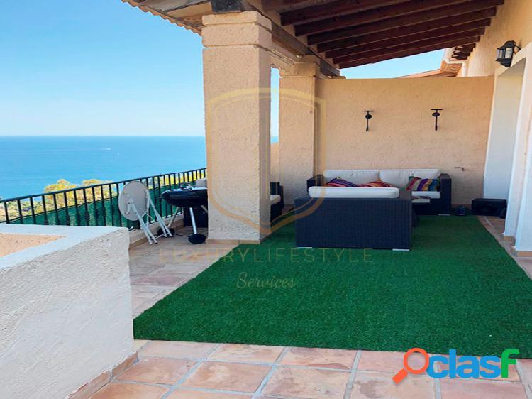 Fantastica bungalow con vistas al mar