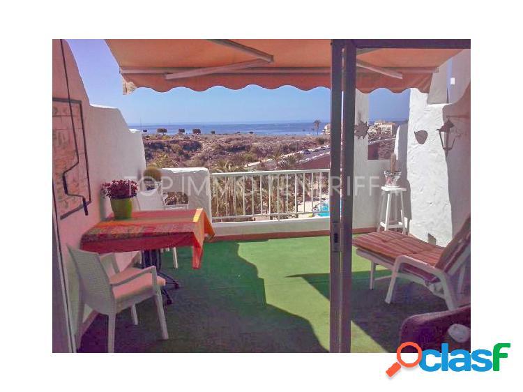 Gran apartamento con vistas al mar en Playa Paraiso