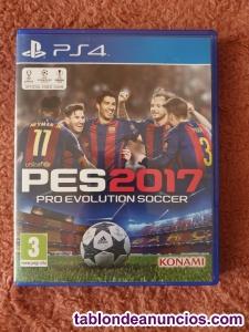 Pes  pro evolution soccer (ps4)