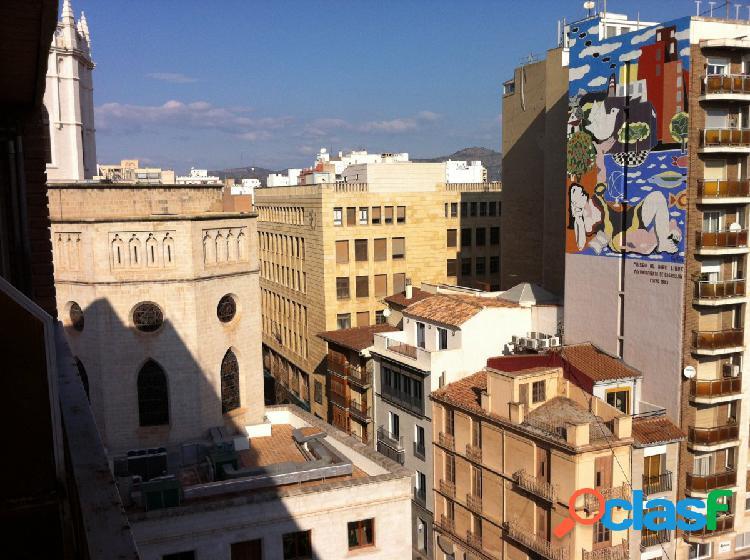 Piso en el centro de Castellón