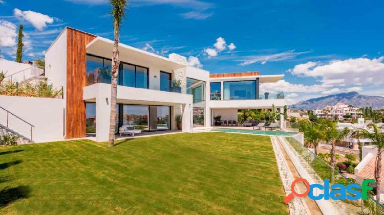 Villa de lujo en Benahavís, zona muy exclusiva