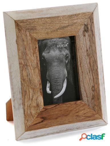 Wellindal portafoto madera 10x15 26,25x1,25x21,25