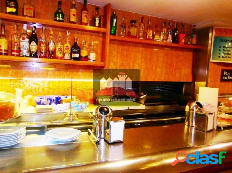 CAFETERÍA EN ALQUILER EN PLENO CENTRO.