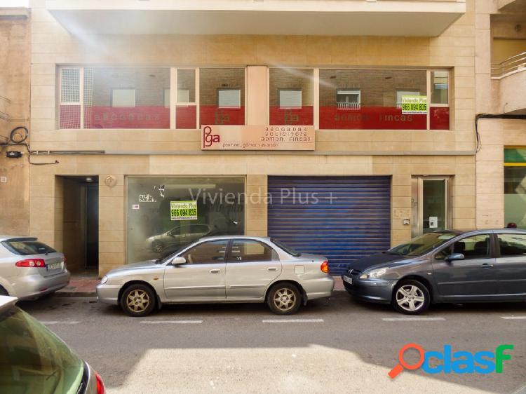 Entresuelo Comercial de 250 m2 con Posibilidad de Cambio a