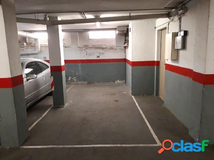 Parking de alquiler en el centro de Sitges