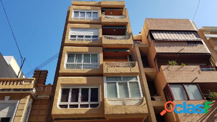 Piso en el centro de Alicante