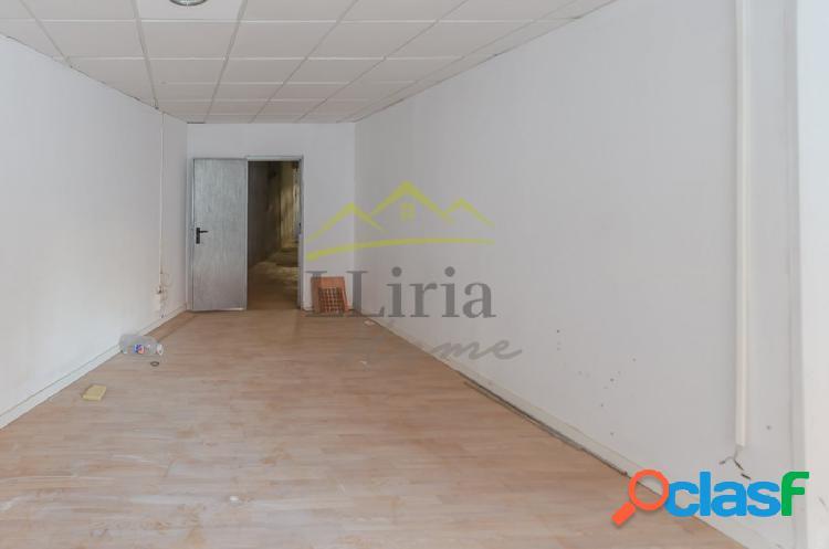 Ref. 03660 - Bajo comercial en venta y alquiler en Llíria