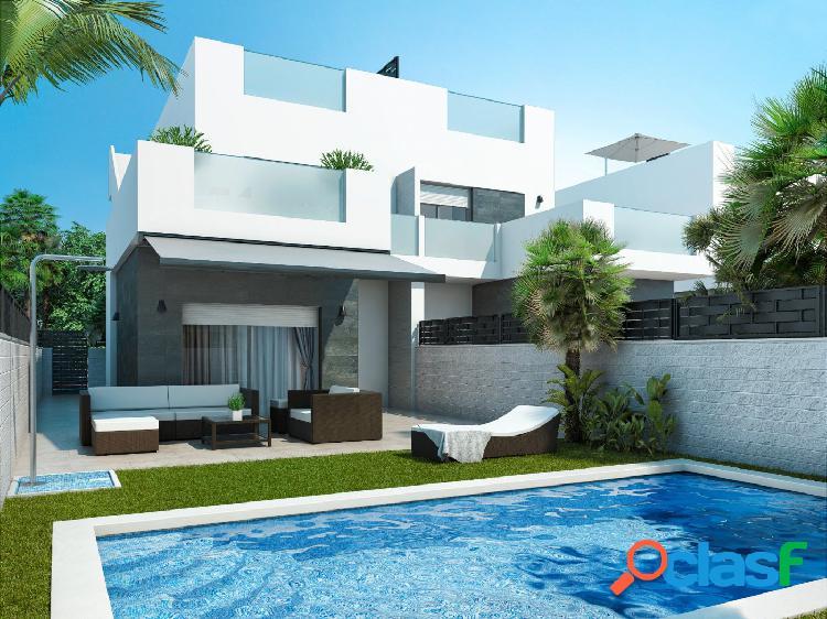Villas de lujo con piscina privada