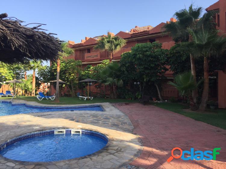 Zona Reserva de Marbella, bonito piso de 2 habitaciones