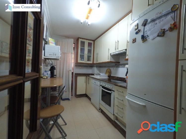 3 dormitorios con garaje y trastero, Seminuevo y junto a
