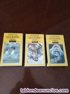 Coleccion de documentales de national geographic serie oro