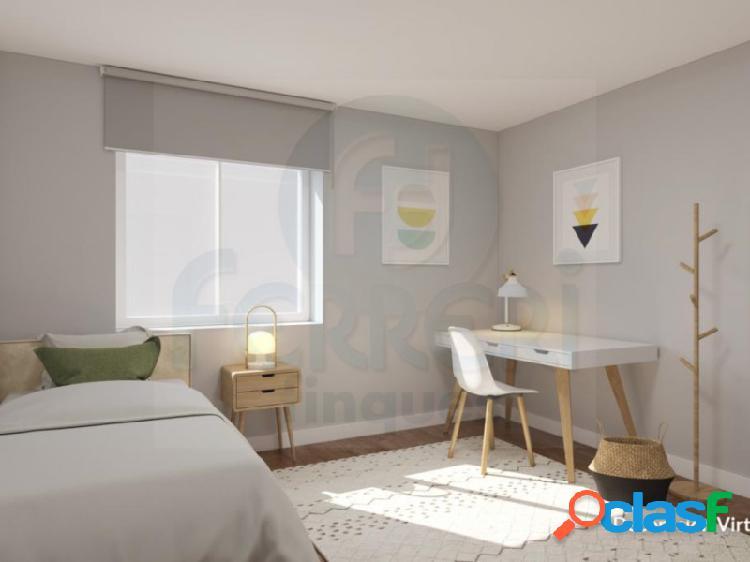 Fantástico piso de 102 m2 en Les Corts.