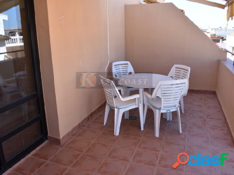 Ático en venta en la zona de Las Cañadas, Mijas Costa.